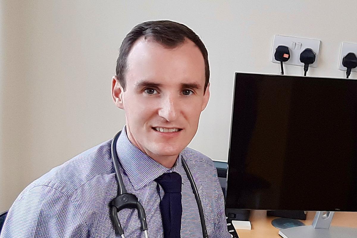 Dr Rory O Donoghue